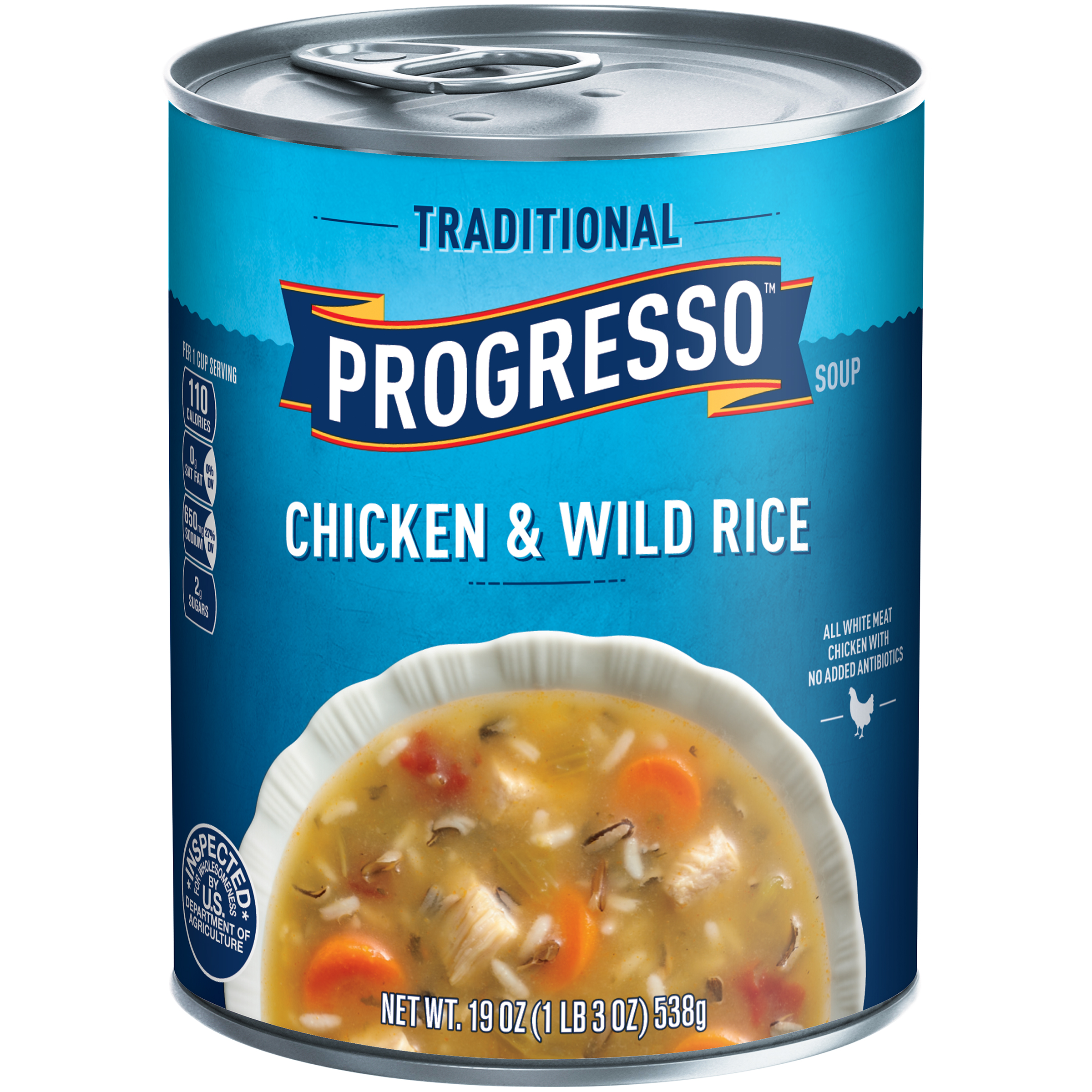 Progresso�� Traditional Chicken & Wild Rice Soup 19 oz. Can