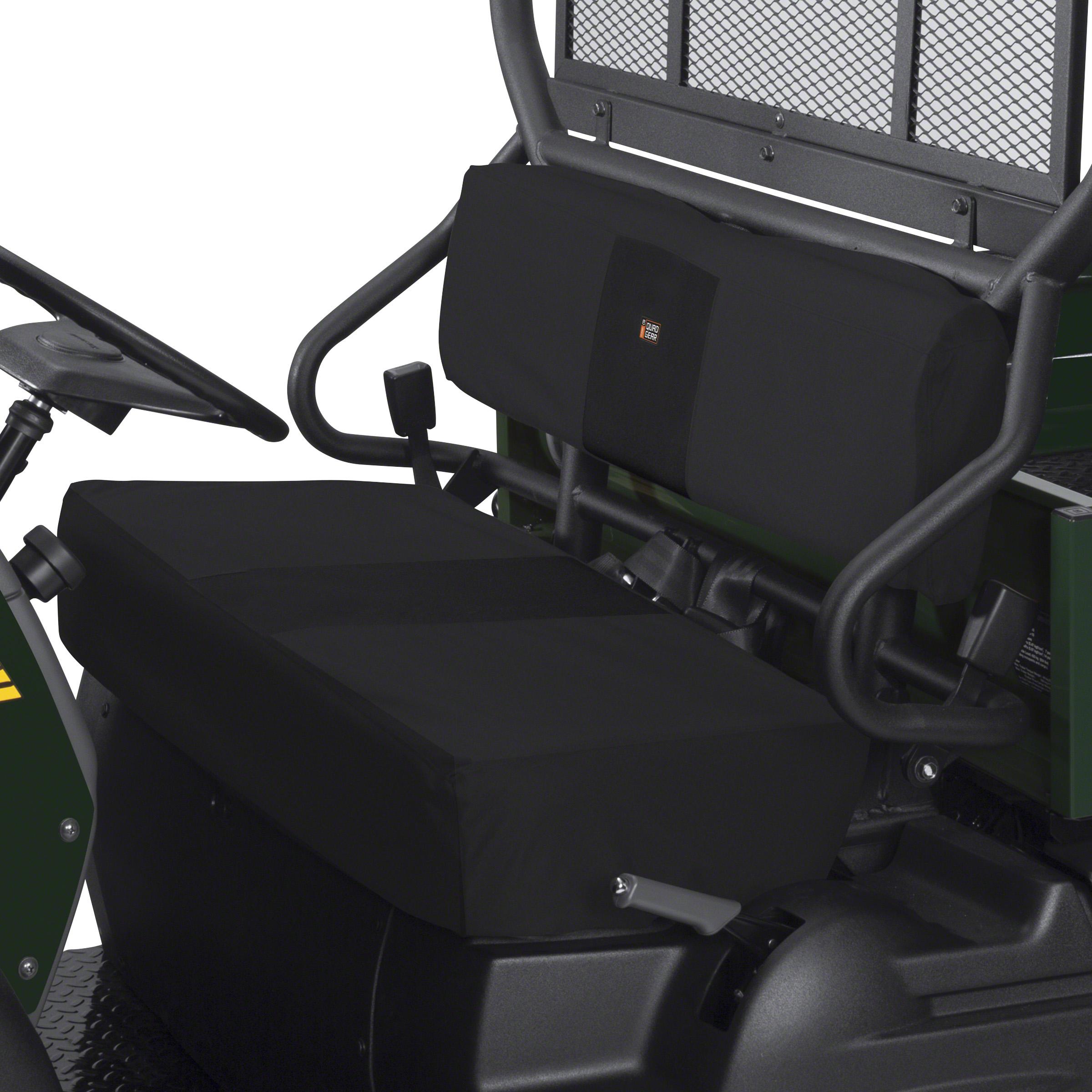 Classic Accessories QuadGear UTV Bench Seat Cover, Black