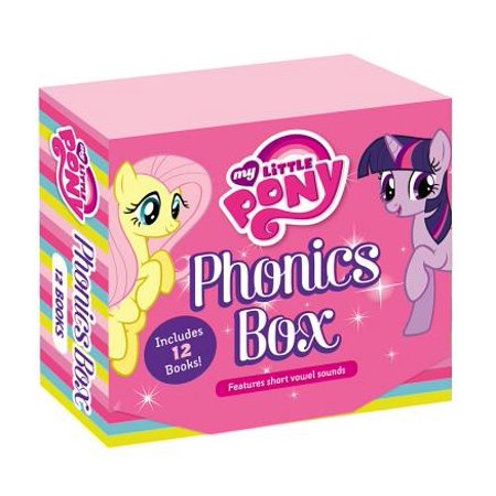 My Little Pony: Phonics Box (A Little Bit Of Sunshine In My Life)