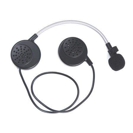KOKKIA Helmet Bluetooth Earphone : Bluetooth Stereo Music and Voice. Answer in-coming call by saying