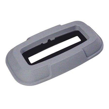Toter 23-Gal. Paper Document Slot Lid for Slimline Trash Container