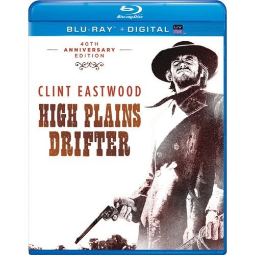 High Plains Drifter: 40th Anniversary Edition (Blu-ray + Digital HD) (With INSTAWATCH) (Widescreen)