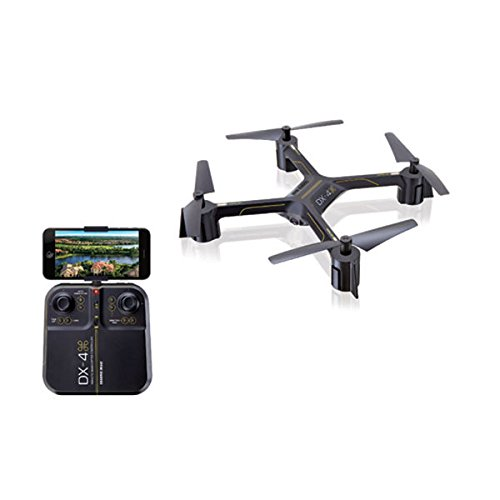 Refurbished Sharper Image 2920032 Dx 4 Hd Video Streaming Drone