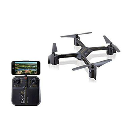 Refurbished Sharper Image 2920032 Dx 4 Hd Video Streaming Drone