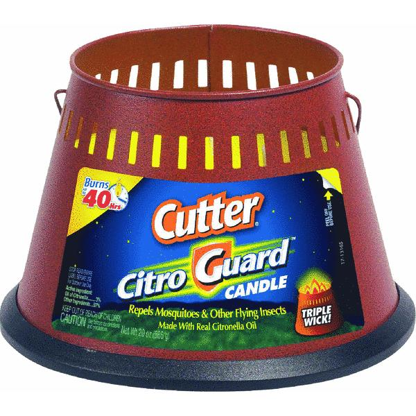 Cutter Citro Guard Citronella Candle