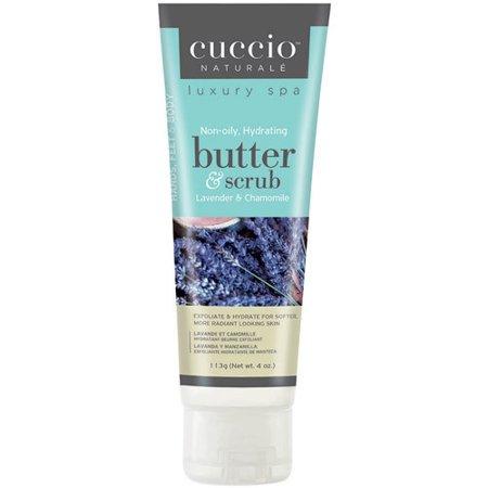 Chamomile Face (Cuccio Lavender & Chamomile Butter & Scrub - 4 oz. )
