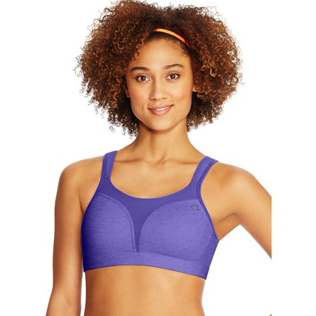 Champion 1602 Spot Comfort Max Support Molded Cup Sports Bra ()