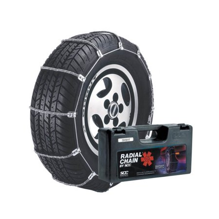 Radial Chain Cable Snow Cold Weather Traction Tire Winter Chain Set (6 Pack) - image 2 de 4
