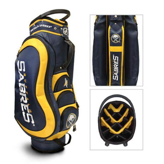 Team Golf 13235 Buffalo Sabres Medalist Cart Bag