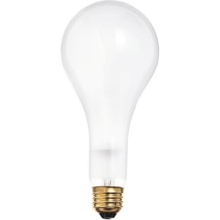 Blue Satco Incandescent Light Bulb - Satco PS25 Incandescent High Wattage Light Bulb