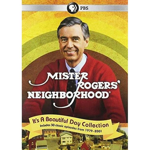 Mister Rogers Neighborhood It S A Beautiful Day Collection Dvd Walmart Com Walmart Com