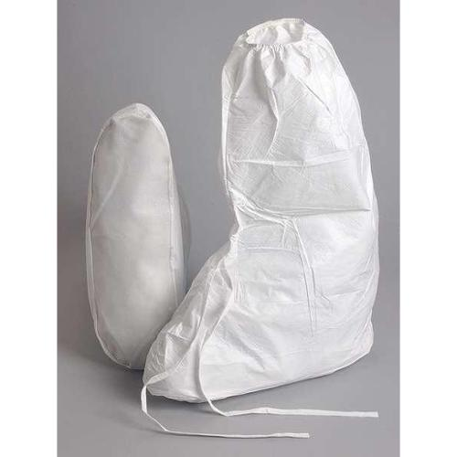 ALPHA PROTECH BT-A1315-B Boot Covers, M, White, PK 200
