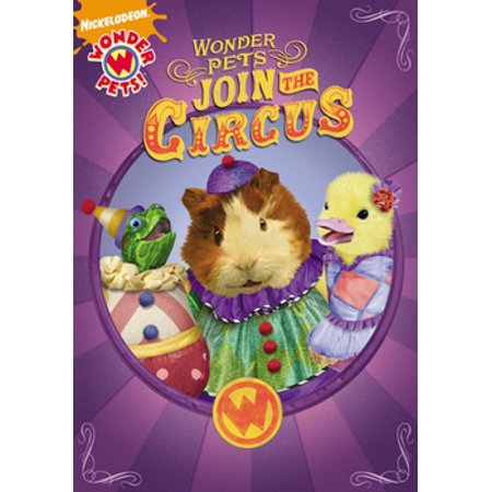 Wonder Pets: Join The Circus (DVD)](Wonder Pets Duckling)