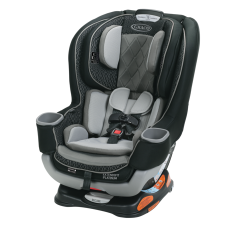 Graco Extend2Fit Platinum Convertible Car Seat,