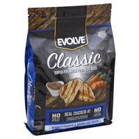 Evolve Chicken and Rice Dog Food, 4 lbs