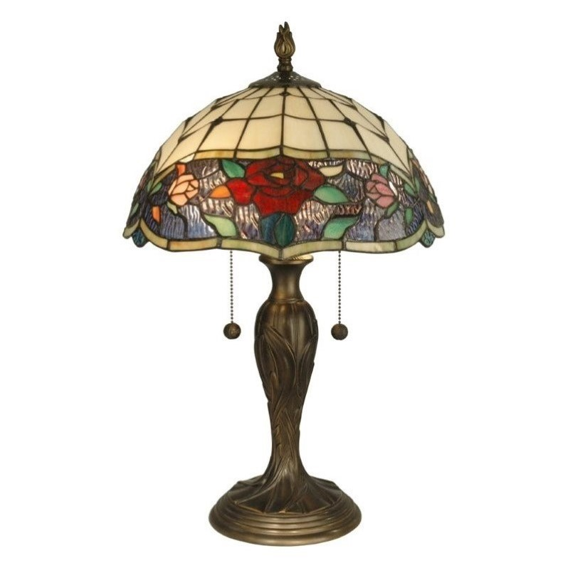 Dale Tiffany Malta Tiffany Table Lamp