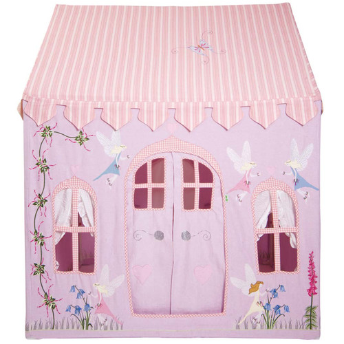 Win Green Fairy Cottage 4.42' x 3.58' Playhouse