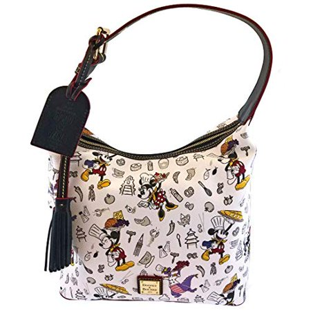 - Disney Dooney and Bourke Epcot International Food & Wine Festival 2018 Paige Sac Purse Bag