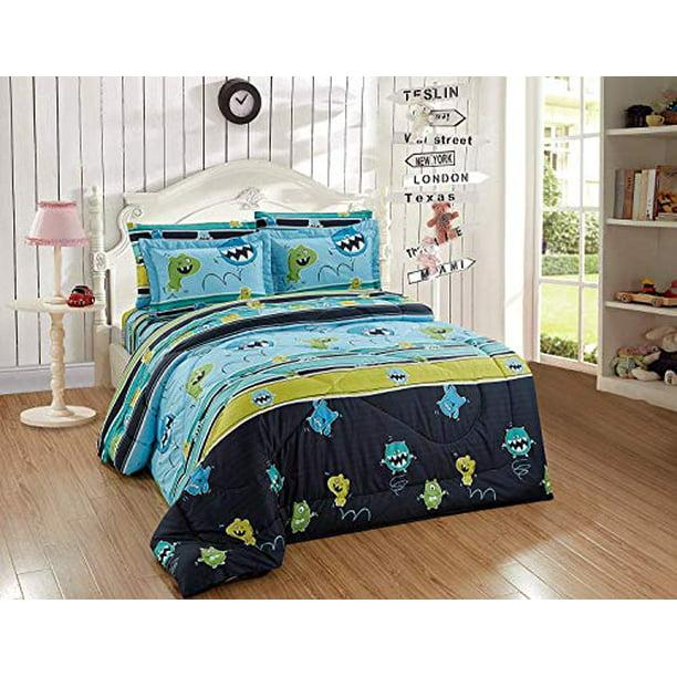 Size Comforter Bedding Set, Full Size Bedding For Toddler Boy