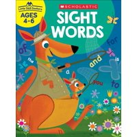 Little Skill Seekers: Little Skill Seekers: Sight Words Workbook (Paperback)