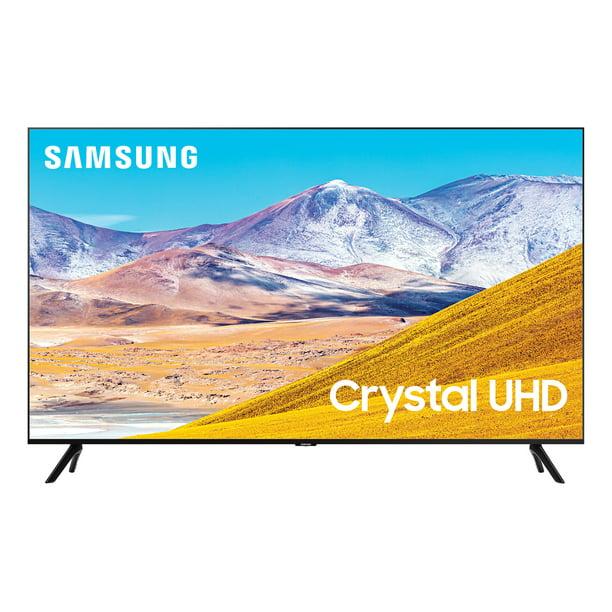 "SAMSUNG 65"" Class 4K Crystal UHD (2160P) LED Smart TV with HDR UN65TU8000 2020"