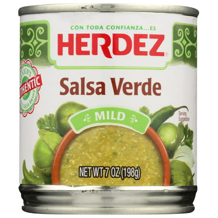 Herdez Peppers - Chilpotle - Case Of 12 - 7 Oz, 7 Oz