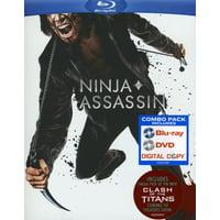 Ninja Assassin on Blu-ray + DVD