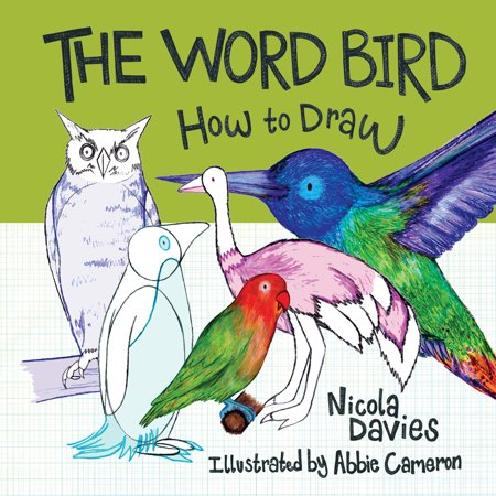 The Word Bird: How To Draw (Draw Something Halloween Words)