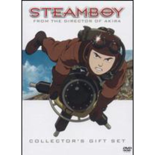 Steamboy (With Postcards & Comic Book) (Widescreen)