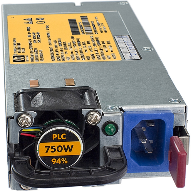 HP Common Slot High Efficiency Power Supply - 750W