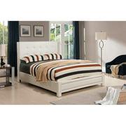 InRoom Designs Upholstered Platform Bed