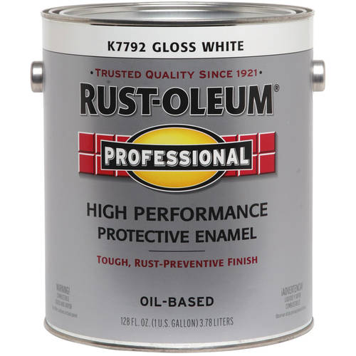 Rust-Oleum Professional High Performance Protective Enamel Gallon