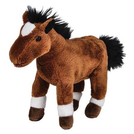 Wildlife Tree 7 Quot Brown Pony Chestnut Horse Bean Bag