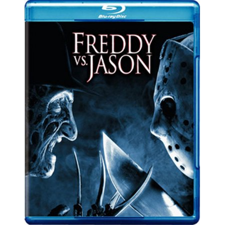 Freddy Vs. Jason (Blu-ray) - Halloween Horror Nights Freddy Jason Leatherface