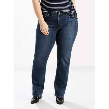 Levi's Women's Plus Size Classic Straight Leg