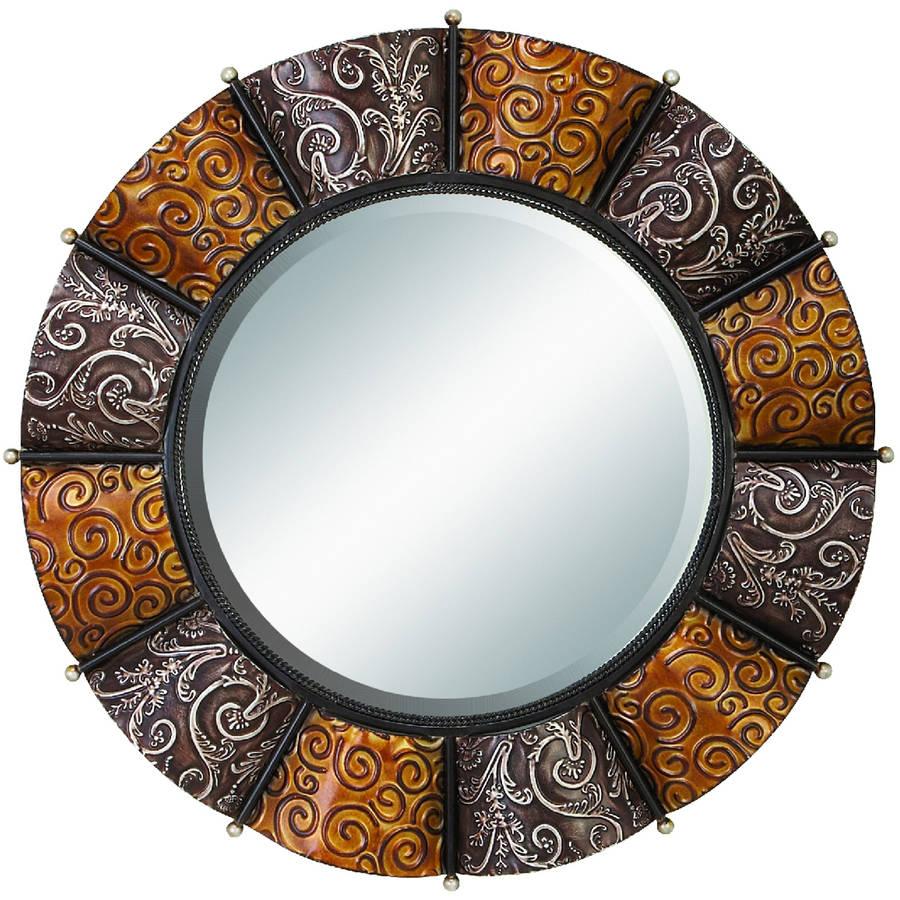 Decmode Metal Mirror, Multi Color