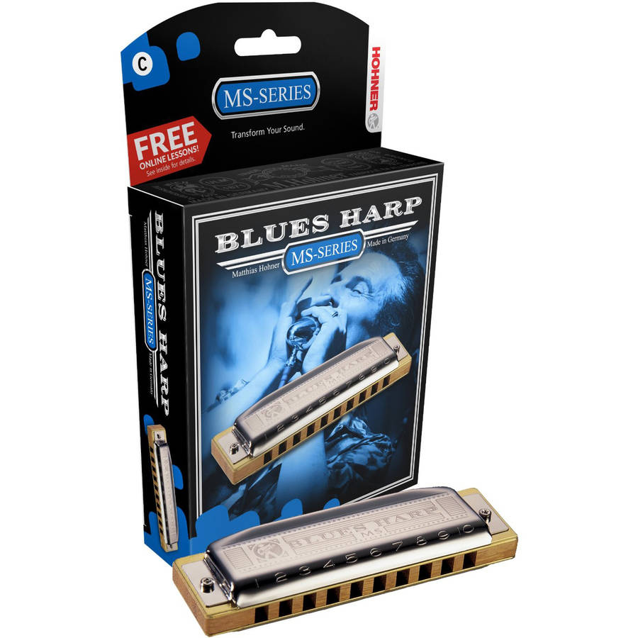 Hohner Blues Harp, Boxed, Key of C#