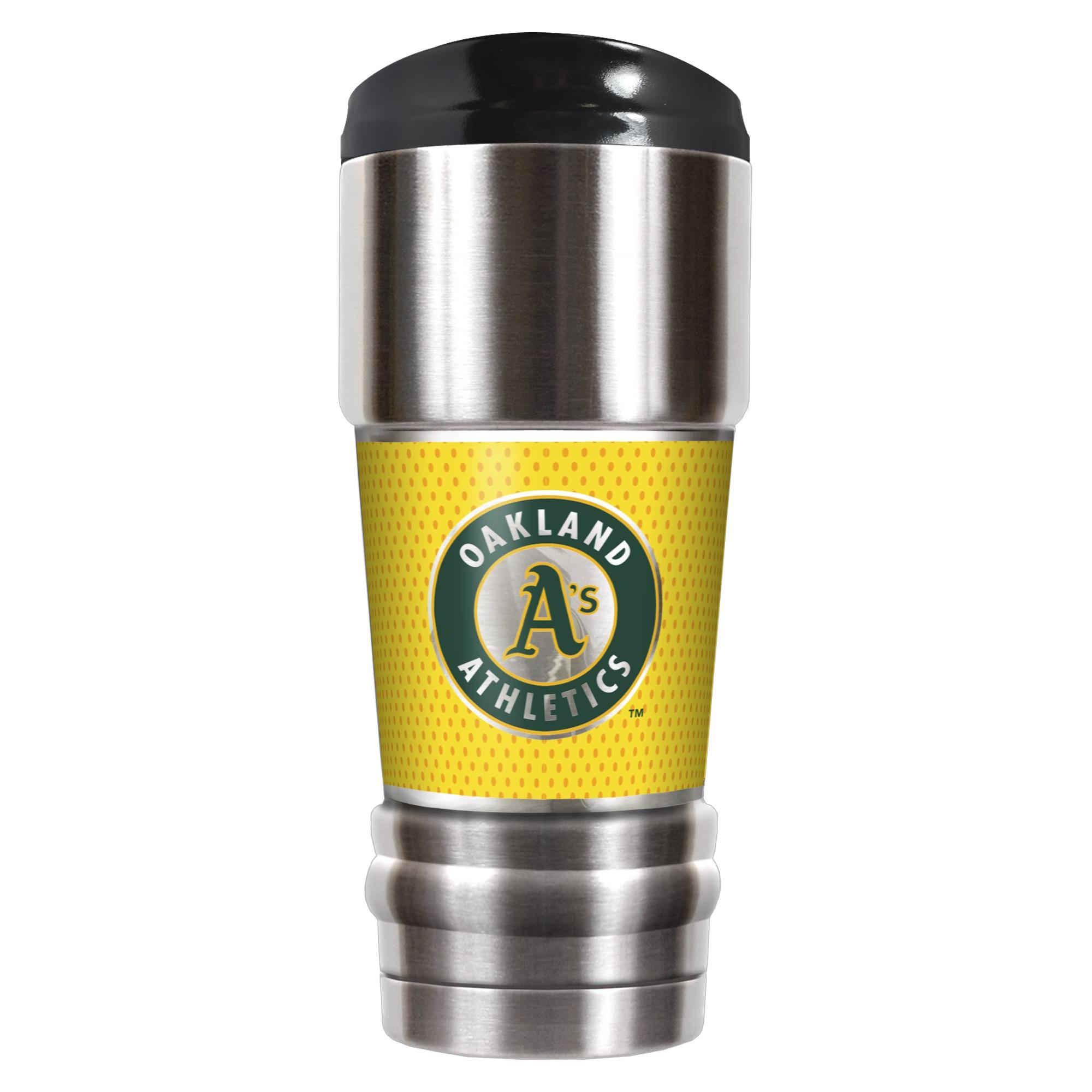 Oakland Athletics 2018 Players' Weekend 18oz. Vacuum-Insulated Travel Mug - No Size