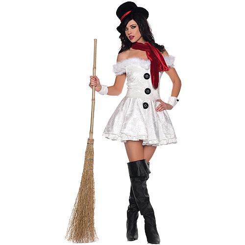 Snowed In Adult Halloween Costume
