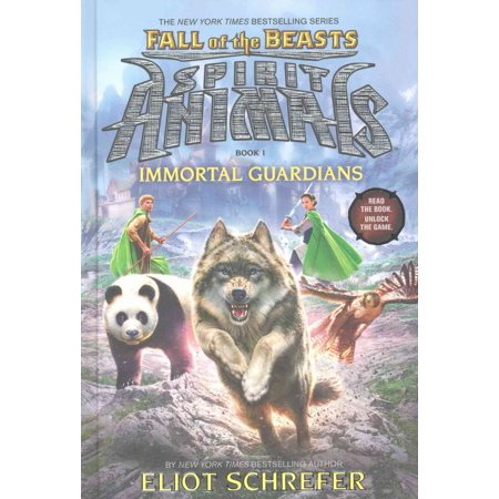 Fall of the Beasts: Book 1 (Spirit Animals) (Hardcover)