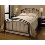 Hillsdale Furniture Brenton Faux Leather Twin Daybed With