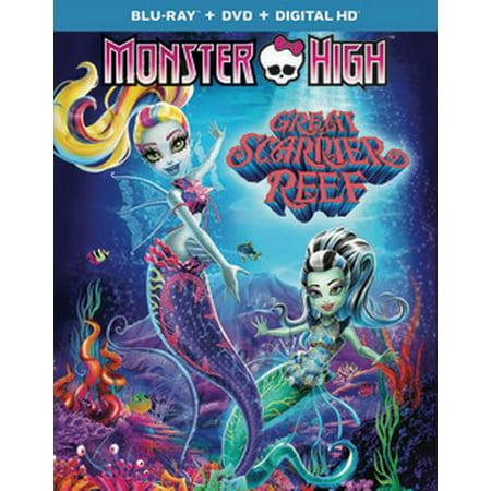 Monster High: Great Scarrier Reef - Monster High Movie Order
