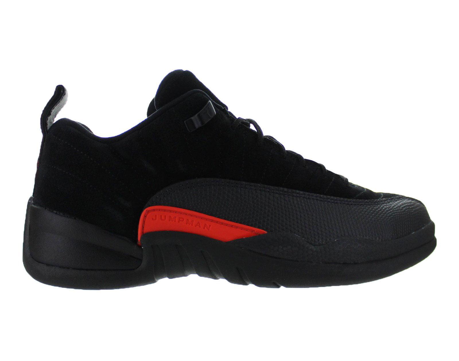 40b36688bcc9e1 Jordan - Kids Air Jordan 12 XII Retro Low GS Max Orange Black Anthracite  308305 - Walmart.com