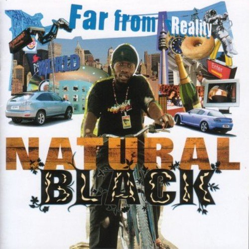 Natural Black - Far From Reality [Vinyl]