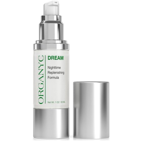 Organyc Anti Aging Night Cream Moisturizer With Peptides And Retinol Reduces Wrinkles Firms Lifts Smoothes And Hydrates The Skin On The Face Neck And Decollete Offering Long Term Angi Aging Benefits