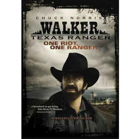 Walker Texas Ranger One Riot One Ranger Dvd Walmart Com