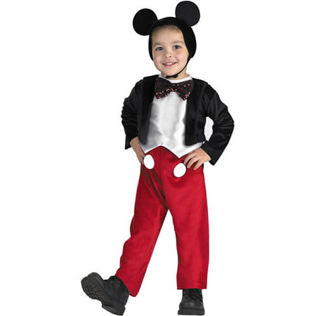 Disney's Mickey Mouse Toddler Halloween Costume - Adult Mickey Mouse Halloween Costume