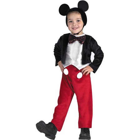 Disney's Mickey Mouse Toddler Halloween Costume - Mens Mickey Costume