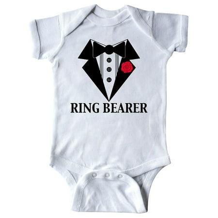 Baby Tuxedo Pajamas (Tuxedo Ring Bearer Infant)