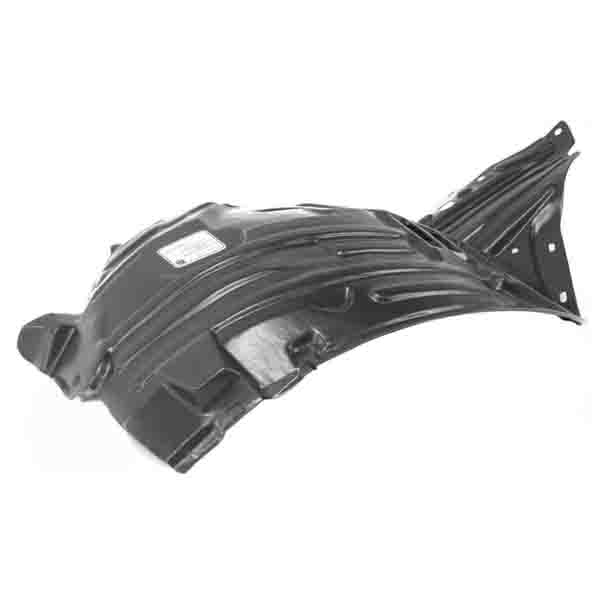 KA Depot for 350Z 03-05 63843CD000 NI1250131 Front Driver Left Side Fender Liner Inner Panel Plastic Guard Shield